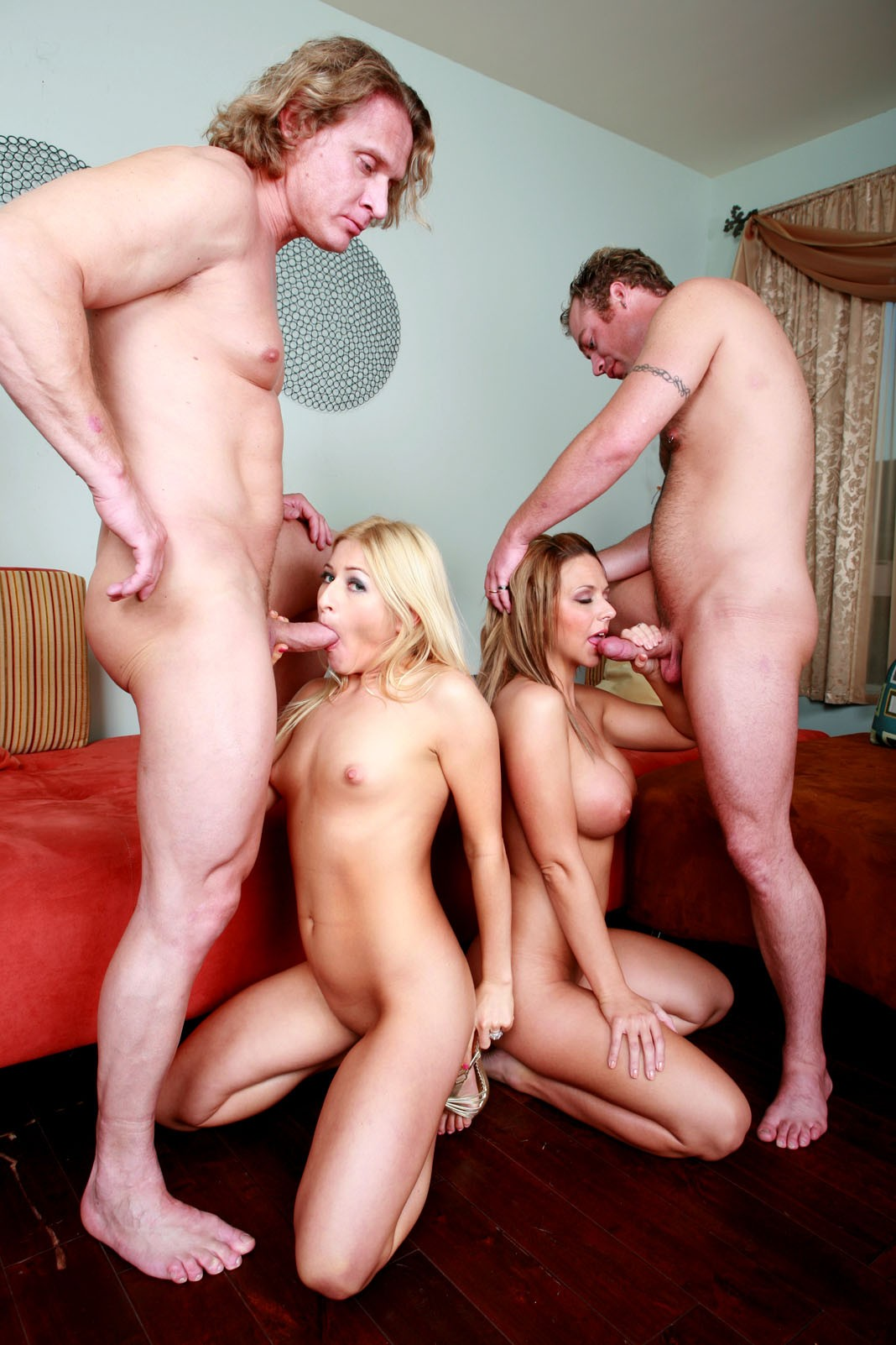 swinger women swap husbands
