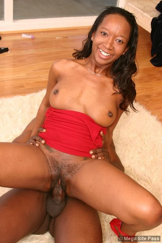 ebony cock riding
