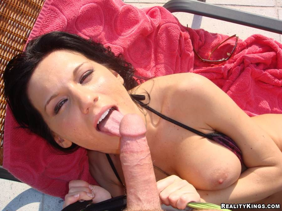 big cock and the pretty lady