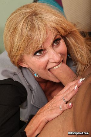 old milf oral sex